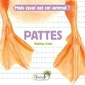 Katrine Crow et Vincent Coigny - Pattes.