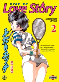 Katsu Aki - Step up Love Story T02.