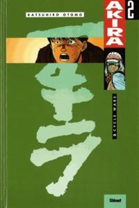 Katsuhiro Otomo - Akira Tome 2 : Cycle Wars.