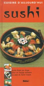 Katsuji Yamamoto et Roger Hicks - Sushi. - Une initiation à la cuisine japonaise.