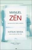 Katsuki Sekida - Manuel du zen : les leçons d'un maître moderne.