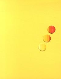 Katsumi Komagata - Du jaune au rouge - Edition bilingue français-japonais.