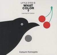 Katsumi Komagata - What Color?.