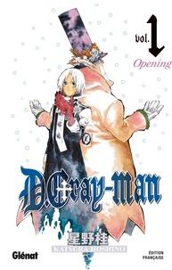 Katsura Hoshino - D. Gray-Man Tome 1 : Opening.