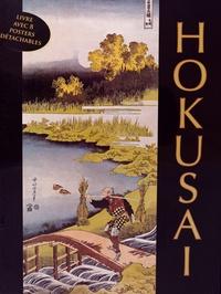 Deedr.fr Hokusai - Livre avec 8 posters détachables Image