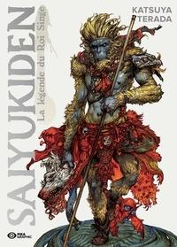 Katsuya Terada - Saiyukiden - La Légende du Roi Singe.