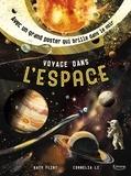 Katy Flint et Cornelia Li - Voyage dans l'espace.