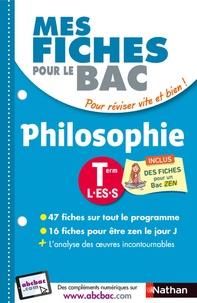 Katy Grissault et Gilles Diedrichs - Philosophie Tle L, ES, S.