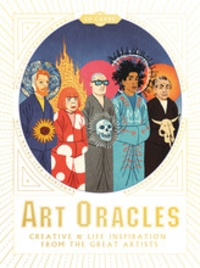 Katya Tylevich - Art oracles - Creative and Life Inspiration from 50 Artists.