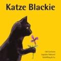 Katze Blackie.