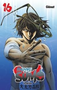 Kawada - Hinomaru Sumo - Tome 16.