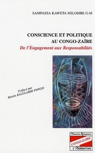 Kaweta milo Sampassa - Conscience et politique au congo-zaire.