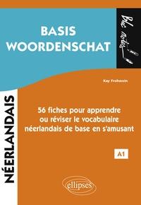 Accentsonline.fr Néerlandais A1 Basis Woordenschat - 56 fiches pour apprendre ou réviser le vocabulaire néerlandais de base en s'amusant Image