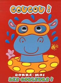 Kay Widdowson et Simon Abbott - Coucou ! - Hippopotame.