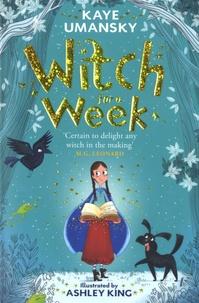 Kaye Umansky - Witch for a Week.