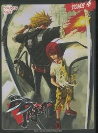 Kaze et  Shonen - BB Project Tome 4 : Shogun.