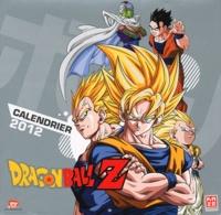 Kazé - Calendrier 2012 Dragon Ball Z.