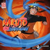 Kazé - Calendrier 2012 Naruto shippuden.