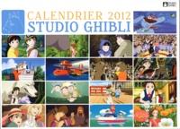 Kazé - Studio Ghibli - Calendrier 2012.