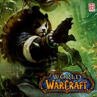 Kaze - World of Warcraft calendrier 2013.
