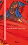 Kazem Shahryari - Théâtre des cinq continents  : L'automne précoce.
