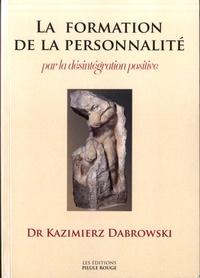 Deedr.fr La formation de la personnalité par la désintégration positive Image