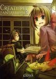 Kaziya - Créatures fantastiques Tome 1 : .