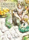 Kaziya - Créatures fantastiques Tome 2 : .