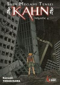 Kazuaki Yanagisawa - Shin Megami Tensei : Kahn Tome 4 : .