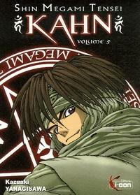 Kazuaki Yanagisawa - Shin Megami Tensei : Kahn Tome 5 : .