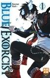 Kazue Kato - Blue Exorcist Tome 1 : .
