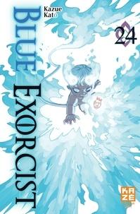 Kazue Kato - Blue Exorcist Tome 24 : .