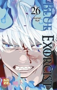 Kazue Kato - Blue Exorcist Tome 26 : .