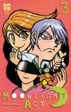 Kazuhiro Fujita et  Johnny - Moonlight Act Tome 3 : .