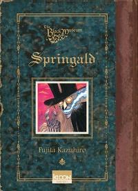 Kazuhiro Fujita - Springald.