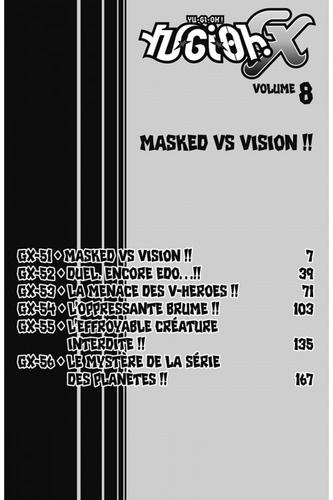 Yu-Gi-Oh ! GX Tome 8