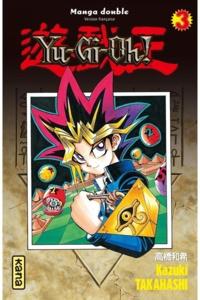 Kazuki Takahashi - Yu-Gi-Oh ! Tomes 3 et 4 : .