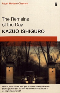 Kazuo Ishiguro - The Remains of the Day.