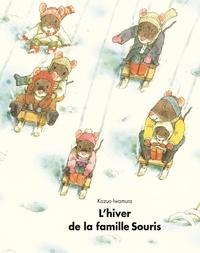 Kazuo Iwamura - L'hiver de la famille Souris.