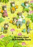 Kazuo Iwamura - Le Pique-nique de la famille Souris.