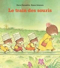 Kazuo Iwamura et Haruo Yamashita - Le Train des souris.