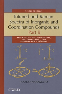 Deedr.fr Infrared and Raman Spectra of Inorganic and Coordination Compounds - Part B: Applications in Coordination, Organometallic, and Bioinorganic Chemistry Image