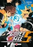 Kazutaka Kodaka et Riku Shinoda - Guren Five Tome 3 : .
