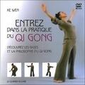 Ke Wen - Entrez dans la pratique du Qi Gong - Découvrez les bases et la philosophie du Qi Gong. 1 DVD