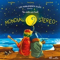 Kebous Laurent et Jimenez Tomas - Mondial Stéréo. 1 CD audio MP3