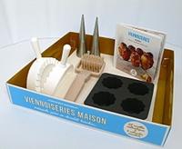 Keda Black - Cookin'box Marabout Viennoiseries maison - Croissants, pains au chocolat, brioches....