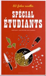 Keda Black - Cuisine de l'étudiant.