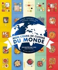 Keda Black et Abi Fawcett - Mon cours de cuisine, cuisine du monde.