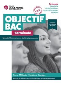 Keddi Chemseddine - Spécialité Mathématiques et Mathématiques expertes Terminale - Cours, méthode, exercices, corrigés.