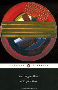 Keegan - The Penguin Book of English Verse.